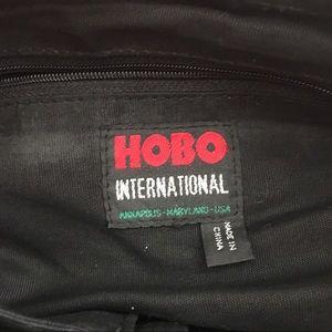 HOBO Bags - Hobo Black Basket Weave Purse